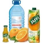 Вода бутильована , соки