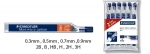 Грифель для механічного олівця Mars micro carbon 250