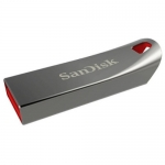 USB Flash Drive SanDisk USB2.0 SDCZ71 Black Silver