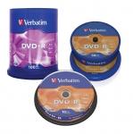 Диски DVD-R 16x 4,7GB Verbatim
