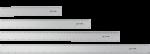 Лінійка алюмінієва ВМ5800