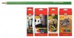 Олівці кольорові «Зоопарк»