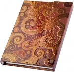 Книга для записів із магнітною застібкою