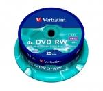 Диск DVD-RW 4.7Gb Verbatim
