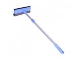 Губка для миття скляних поверхонь із телескопічною ручкою