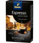 Кава мелена Tchibo Espresso Sicilia