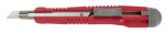 Ніж канцелярський 6601,  лезо 9 мм