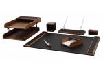 Набір настільний дерев'яний із 7 предметів