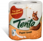 Рушники паперові TENTO