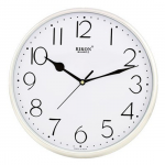 Годинник настінний RIKON 2651 White
