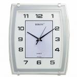 Годинник настінний RIKON 477 White