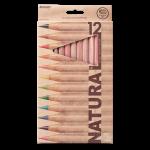 Олівці кольорові Jumbo , набір 12шт