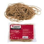 Гумки для грошей Axent  натуральні