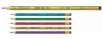 Олівець графітовий KOH-I-NOOR Oriental,  з гумкою