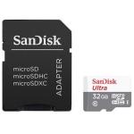 Цифрова пам'ять SanDisk MicroSD C10