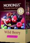 Чай чорний Мономах Wild Berry