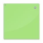 Дошка скляна маркерна - світло-зелена