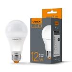 Лампа світлодіодна VIDEX A60e 12W E27